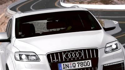 Fahrberichte Audi Q7 6.0 TDI quattro