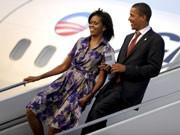 Michelle Obama, Denver, Barack Obama, AFP