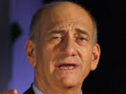 Ehud Olmert, AP