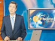 Heute Journal mit Claus Kleber, ZDF