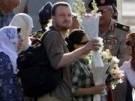Befreite Touristen in Kairo eingetroffen (Bild)