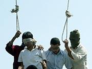 Hinrichtung; Iran