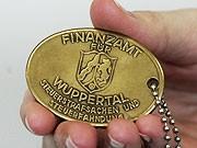 Finanzamt Wuppertal, AP