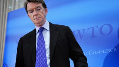 Kabinettsumbildung in London