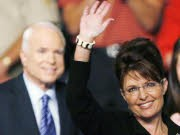MacCain; Palin; Reuters