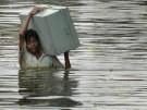 Millionen auf der Flucht vor der Flut (Bild)