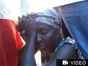 Erdbebenopfer Haiti, AFP