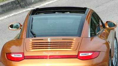 Fahrberichte Neu: Porsche 911 Targa 4