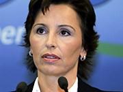 CSU-Generalsekretärin Christine Haderthauer AP