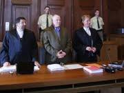 Schelsky vor Gericht, ddp
