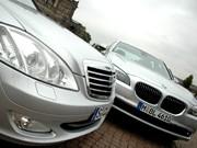 7er BMW S-Klasse