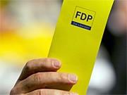 Schwarz-Gelb bleibt vorn; dpa