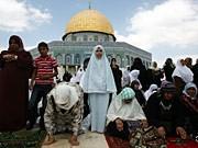 Muslime, AFP, Jerusalem