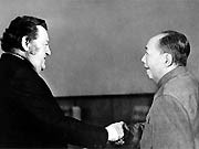 Strauß, Mao Tse-tung, ap