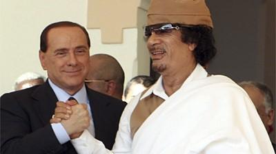Italien und Libyen