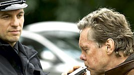 Polizei Alkoholkontrolle