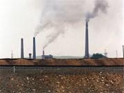 Fabrik in Russland, AFP