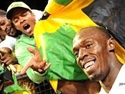 Usain Bolt Lausanne