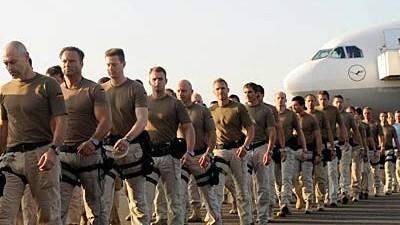 GSG-9-Einsatz in Ägypten
