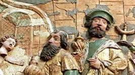 Drei Könige, dpa