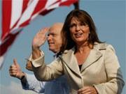 McCain und Palin, AFP