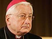 Bischof Walter Mixa katholische Kirche Sexueller Missbrauch Interview, ddp