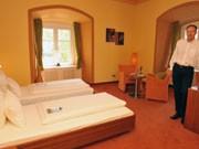 Hotel Bischofsschloss in Markdorf (Bodenseekreis), Foto: dpa