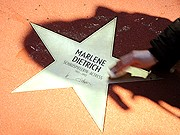 Berlin, Marlene, stars