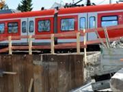 S-Bahn München Bauarbeiten