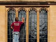 Hochschulranking Oxford, Getty