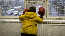 Kind in sozial schwierigen Verhältnissen, Foto: AP