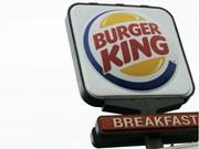 Burger King, Foto: ddp