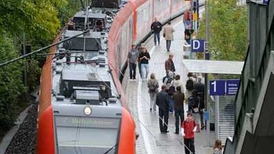 S-Bahn-Schläger Schlägerei in der S-Bahn München