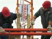 Bauarbeiter in Köln, dpa