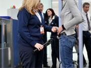 Sicherheitspanne am Münchner Flughafen, dpa