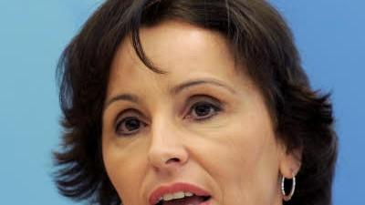 Christine Haderthauer Gesundheitspolitik