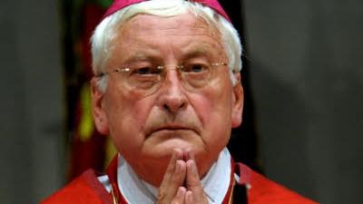 Walter Mixa Kindesmissbrauch in der Kirche