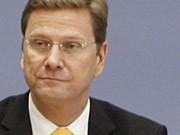 Außenminister GuidoWesterwelle AP
