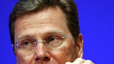 China Westerwelle in China