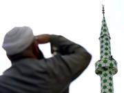 Minarett, politisch korrekt, dpa