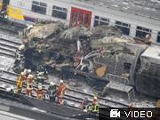 Zugunglück in Belgien, Reuters