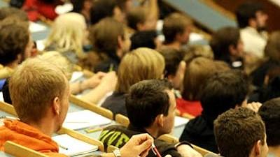 Studium Bachelor-Studenten