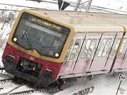 S-Bahn, Berlin, Foto: dpa