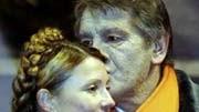 Juschtschenko und Timoschenko