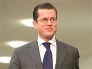 Verteidigungsminister Karl-Theodor zu Guttenberg, CSU, ddp