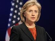 Clinton; AP