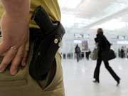 Sicherheitslücke am Münchner Flughafen; dpa
