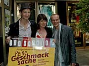 """Filmpremiere """"Reine Geschmackssache"""" im Münchner City-Kino"""
