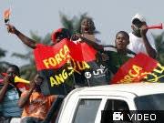 Angola, Fans, AP