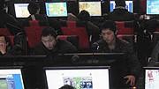 Internet-Cafè, Reuters